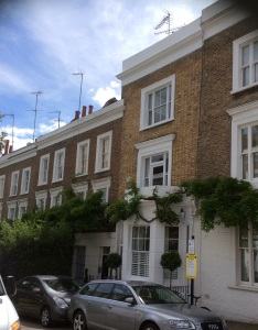 Listed property in Notting Hill. After.