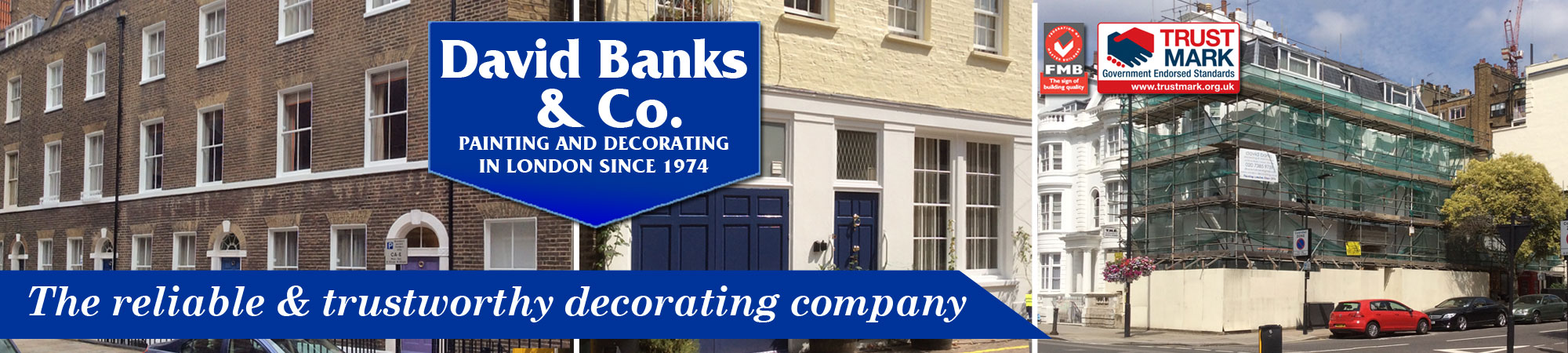 David Banks Painting & Decorating